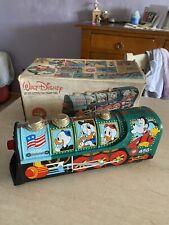 Rarissima locomotiva Walt Disney della Reel 456 anni 70 in box da collezione