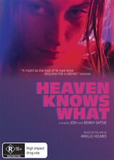 Heaven Knows What (DVD) - ACC0411