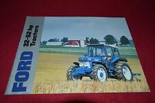 Ford 2810 2910 3910 4610 4610Su Tractor Dealer's Brochure Yabe8
