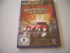 Doomsday Racers - PlayStation 2 Ps2