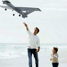 RC Airplane Plane Z51 Gliders 2.4G Flying Model With LED Wingspan Foam Xmas Gift