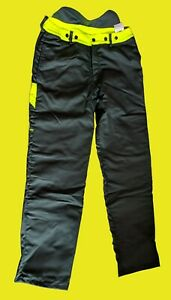 """Francital Protective Chainsaw Trousers Small (30-32"""") - Type A - EN381-5"""