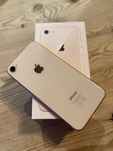 Apple iPhone 8 - 64GB - Gold (Unlocked) A1905 (GSM) VGC