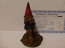 Tom Clark full signature + Pops + Cairn Gnome Coa # 22 c. 1980