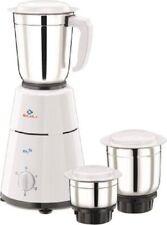 Bajaj GX1 500 W Mixer Grinder Stainless Steel ( White , 3 Jars ) Free Shipping