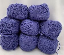 8 Skeins PURPLE/Blue Yarn NORO CASH IROHA 100 Yards/Skein Wool Aran/Worsted