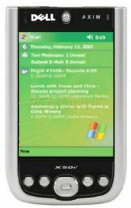 Dell Axim X50V Handheld Windows Mobile 2003 SE - 3.7-in Display