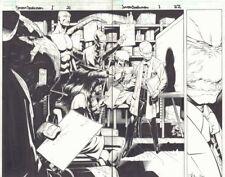 Dark Reign: Sinister Spider-Man #1 pgs. 21 & 22 - DPS - art by Chris Bachalo