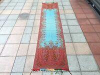 Châle ancien cachemire Antique Paisly Kashmir Shawl antico scialle Chal cachemir