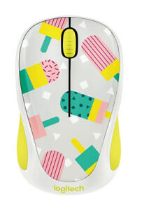 Logitech M238 Popsicles Wi-Fi Optical 1000DPI Ambidextrous Multicolour mouse