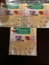 Basket Making Frames 3 Kits Round Small New Clover 2 Frames included 6 Total