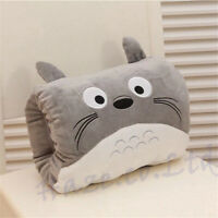 Anime My Neighbor Totoro Soft Plush Anime Stuffed Toy Hand Warmer Pillow Gift