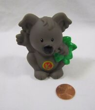 "New KOALA BEAR ""K"" Fisher Price Little People Alphabet ZOO Replacement Animal #2"