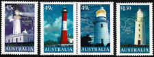 2002 AUSTRALIA Lighthouses (4) MNH