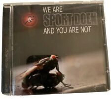 Sport Doen – We are Sport Doen and you are not Ep Cd Prestressed Records Pr001