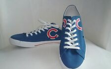 Chicago Cubs Tennis Shoes, Row One, NWOT, Size 13.5