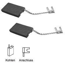 Kohlebürsten Motorkohlen für Bosch PWS 1800 K ,  HV 78 , HV 79 - GÜNSTIG (2058)