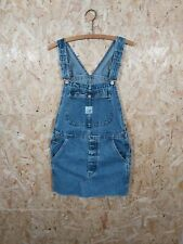 Womens LEE Riveted Dungarees / Vintage / size 10 / Super Condition