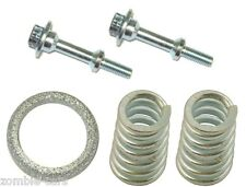 TOYOTA EXHAUST FITTING KIT GASKET, BOLTS, SPRINGS