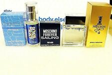 '5'PC SET MEN VERSACE ED HARDY CK EUPHORIA MOSCHINO PACO MILLION+1 PR SOCKS BOX