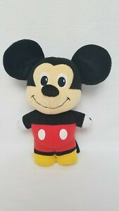 """Disney Talking/Laughing MICKEY MOUSE Plush toy FISHER PRICE 11"""""""
