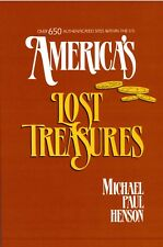America's Lost Treasures--Michael P. Henson--Paperback--NEW--FREE SHIPPING