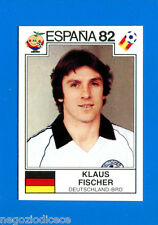 WORLD CUP STORY Panini - Figurina-Sticker n. 157 - FISCHER -BRD-ESPANA 82-New