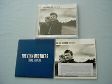 THE FINN BROTHERS job lot of 3 CD/promo CD singles Won't Give In Crowded House