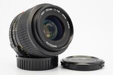 Minolta MD 35mm F/1.8 Lens