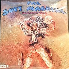 """THE SOFT MACHINE - VOLUME 2 - """" LP """" - """" NEW, FACTORY SEALED """""""