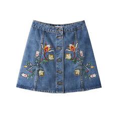 Denim Skirts Size 10 for Women