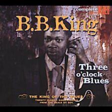 B.B. King - Three O'Clock Blues [New Vinyl LP] 180 Gram, France - Import