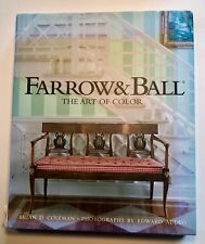 Farrow and Ball : The Art of Color by Brian D. Coleman (2007, Hardcover)