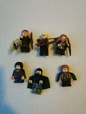Lego lord of the rings minifigures Bundle