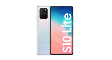 SAMSUNG GALAXY S10 LITE PRISM WHITE 128 GB DUAL SIM DISPLAY SUPER AMOLED 6.7""
