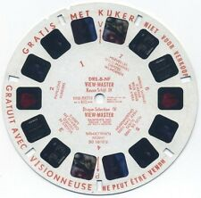 DRE-8NF Demonstration DR ViewMaster Reel Keuze Schijf IV Disque Selection