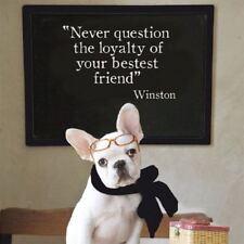 French Bulldog Your Bestest Friend Blank Greeting Card Birthday Celebration