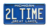 Home Improvement | Tim Allen's Roadster | TOOL TIME | STAMPED Prop License Plate