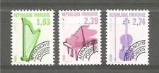PREOBLITERES N°210 à 212 - Timbres Neufs de France