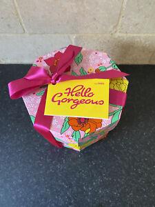 LUSH Hello Gorgeous Gift Set - Comforter, Rose Jam, Mother's Day  BRAND NEW