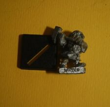 WARHAMMER-NAIN-Classic guerrier, fighter, norold, 1985