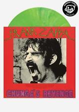 Frank Zappa Chunga's Revenge NC Lime Green Vinyl LP New Sealed Pallas 500