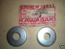 NOS Kawasaki MC1M J1 KD80 G5 D1 G3TR Front Brake Outer Dust Shield 41042-002
