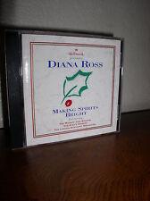 Hallmark presents Diana Ross Making Spirits Bright (CD,1994)