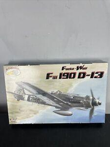 RV Aircraft Focke Wulf Fw190D-13 (Plastic model)