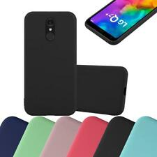 Silicone Case for LG Q7 Shock Proof Cover Candy TPU Bumper