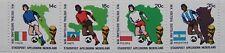 Stadspost Apeldoorn - Strip WK Voetbal, Football 1974 in Duitsland o.a. Italia
