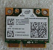 Intel Centrino Advanced-N 6205 62205ANHMW WiFi Wireless network card