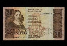 Südafrika (P121) 20 Rand 1984 VF