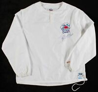 Ken Griffey Jr. Game Used & Signed 1991 All Star Game Pullover Jacket Beckett